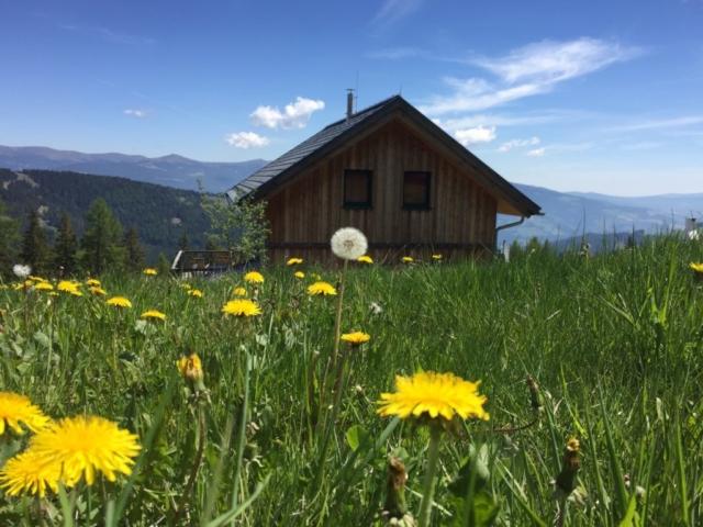 Klippitztörl Chalet Klippitzstern Kärnten Lavanttal